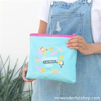 BEAUTY CASE TUCANO - TROPICAL VIBES COLLECTION - MR WONDERFUL