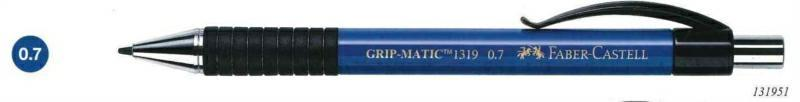PORTAMINE GRIP MATIC 07 - FABER CASTELL